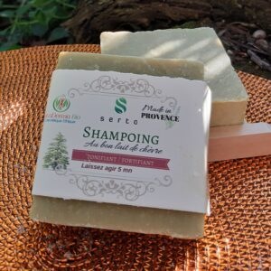 shampoing tonifiant fortifiant