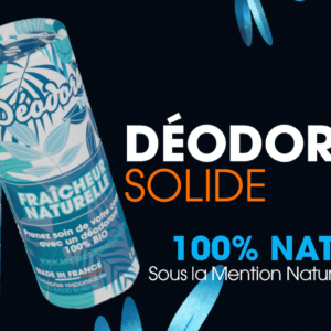 deodorant solide naturel